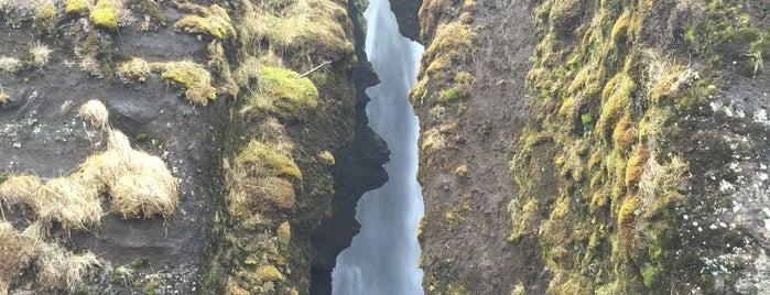 Gljúfrabúi is one of Iceland.