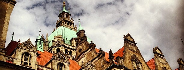 Neues Rathaus is one of Guide to Hanover's best spots.
