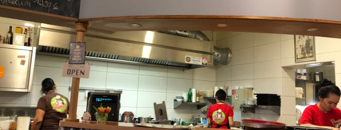Mimi's Thai Kitchen is one of Hanover Restaurants.