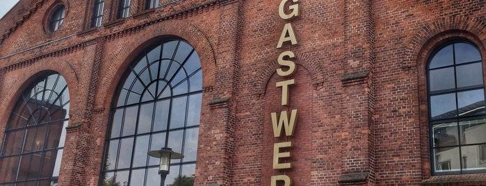 Gastwerk Hotel Hamburg is one of #myhints4Hamburg.