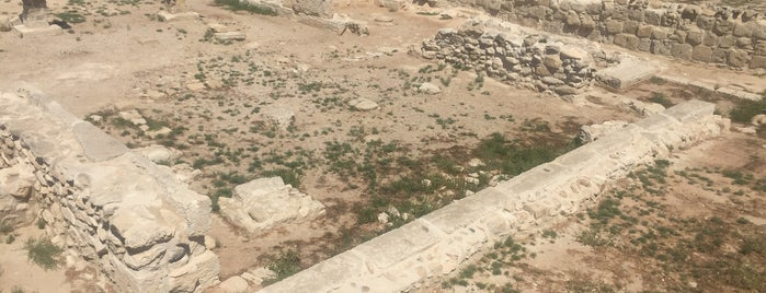 Ancient Kition Archaeological Site is one of Cyprus.