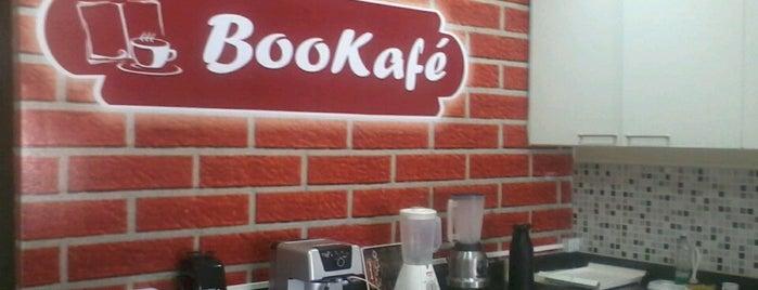 Bookafé is one of Laercioさんの保存済みスポット.