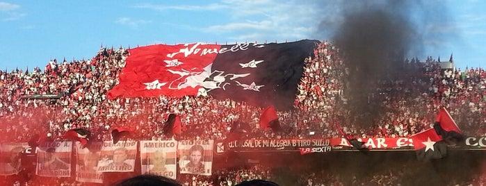 Estadio Marcelo Bielsa (Club Atlético Newell's Old Boys) is one of S-kiel : понравившиеся места.