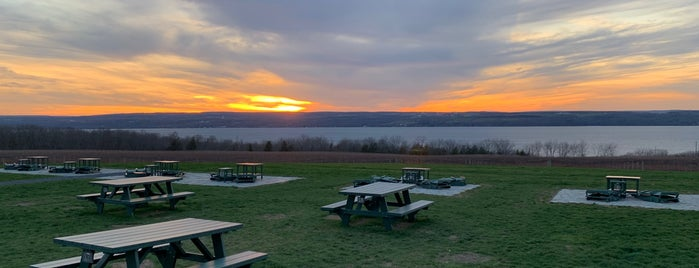 Boundary Breaks Vineyard is one of Finger Lakes.