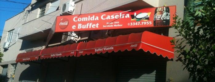 Restaurante Viandas is one of Frederico 님이 좋아한 장소.