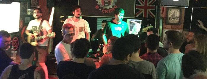 Motor Rockers Pub is one of Locais salvos de Thiago.