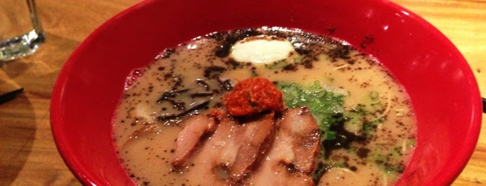 Ippudo is one of Eating & Drinking in NYC.