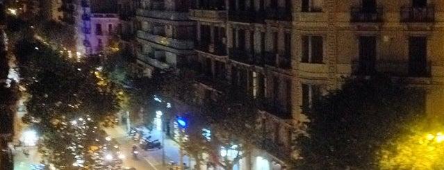 Carrer de València is one of Erkan : понравившиеся места.