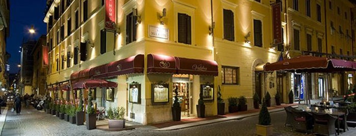Hotel Homs Roma is one of Best Places in Rome.