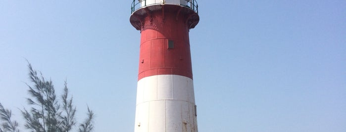 Jaigad Lighthouse is one of Minhas diversões.