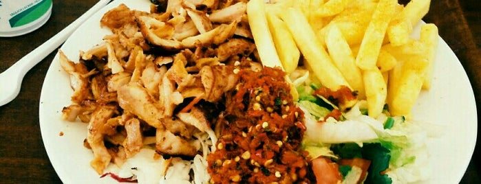 McDöner is one of Galina 님이 저장한 장소.