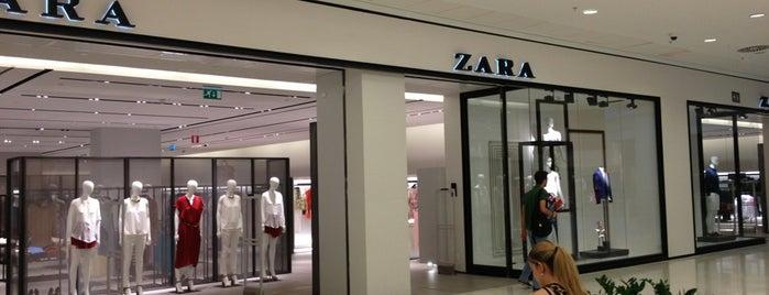 Zara is one of Tempat yang Disukai Amanda.