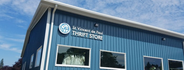 St Vincent De Paul Thrift Shop New is one of Ishka 님이 좋아한 장소.