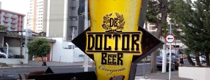Doctor Beer is one of Bares/Pubs.