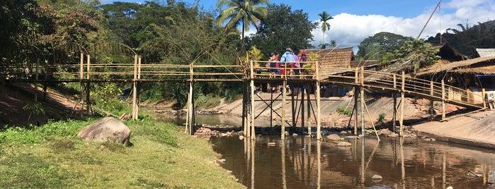 สะพานน้ำเต้า is one of พะเยา แพร่ น่าน อุตรดิตถ์.