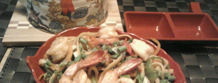 Gizo Chinese Restaurant is one of antalya.