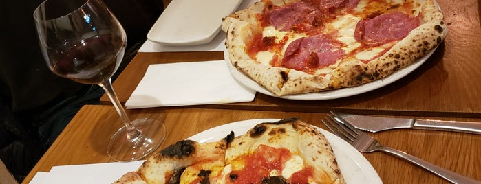 Proove Pizza is one of V 님이 좋아한 장소.