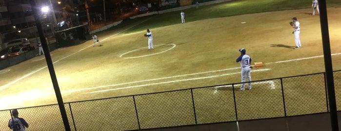 Cancha De Softball El Castillo is one of Espacios Favoritos al Aire Libre.