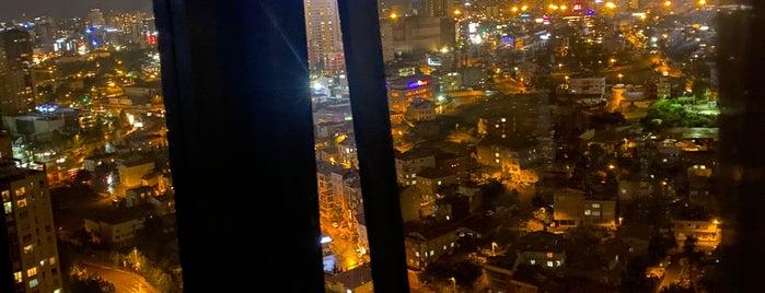 Sheraton Grand İstanbul Ataşehir is one of Isttt.