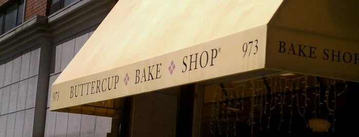 Buttercup Bake Shop is one of Favourite NYC Spots.