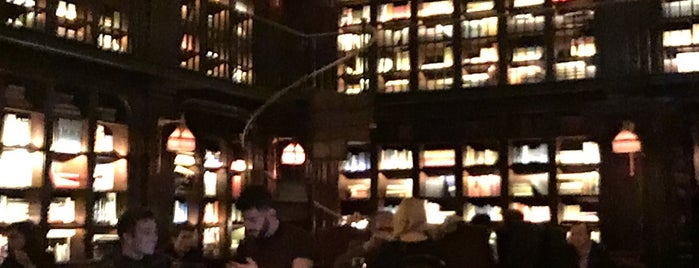 The NoMad Bar is one of Bars & Drinks_New York.