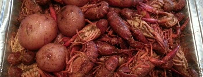 Lafayette Cajun Seafood is one of Lieux sauvegardés par Leslie.