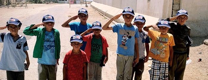 AKDOĞAN hudut Karakolu Suriye Sınırı is one of Lugares favoritos de İbrahim.