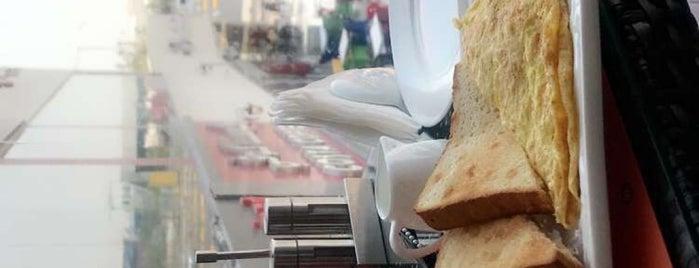 AJ's Pancakes is one of Eastern province, KSA.