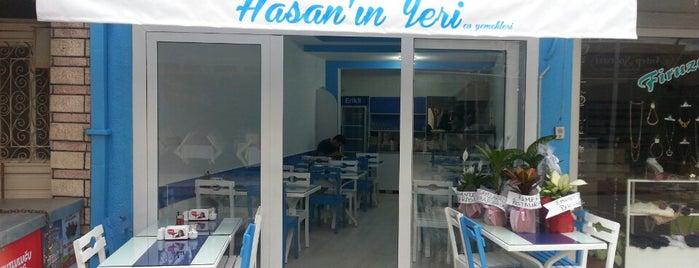 Hasan'ın Yeri is one of Dikili-Ayvalık.