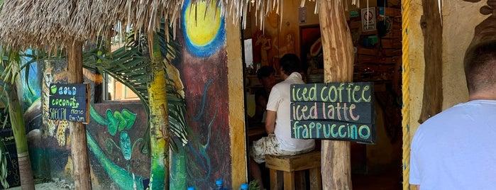 Cafeteria Hunab Ku is one of Tulum Todo.
