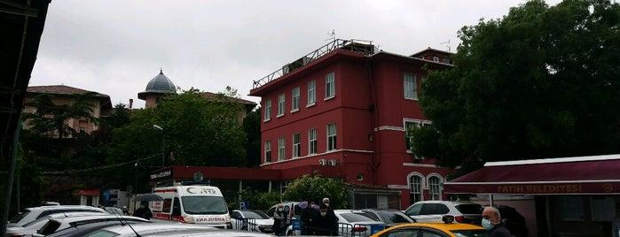 İstanbul Çapa Tıp Fakültesi Cerrahi Bilimler Genel Cerrahi is one of Orte, die Eda gefallen.