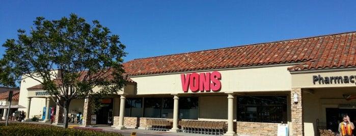VONS is one of Orte, die Kate gefallen.
