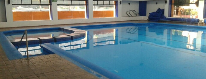 Casa Club y Gimnasio Pedregal De Tepepan is one of Armando : понравившиеся места.