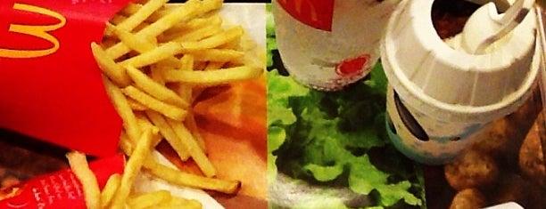 McDonald's is one of Posti che sono piaciuti a Rafika Isya Rasyid.