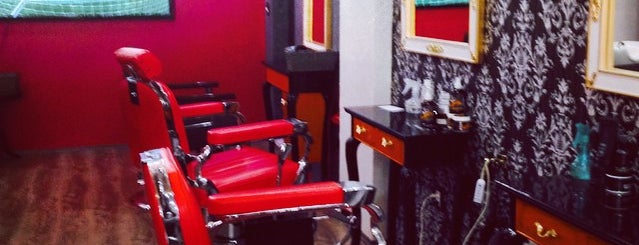 Scalper Studio is one of Barber Shops.