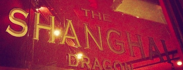 The Shanghai Dragon is one of Bares y After Hours.