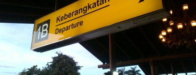 Terminal 1B is one of Lieux sauvegardés par yuki ♥.