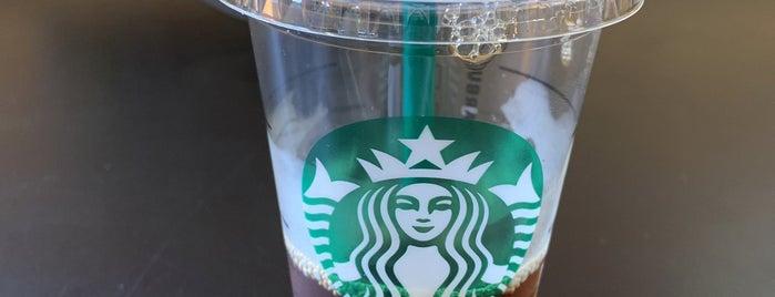 Starbucks is one of Lieux sauvegardés par Joshua.