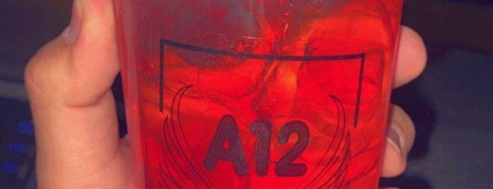 A12 CAFÈ is one of Lugares guardados de Queen.