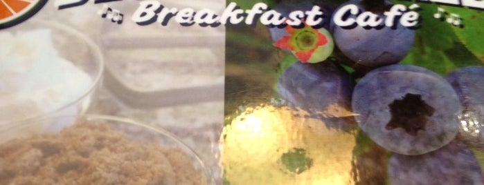 Blueberry Hill Breakfast Cafe is one of Nolfo Illinois Foodie Spots.