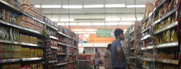 Supermercados Extrabom is one of Adeangela'nın Beğendiği Mekanlar.