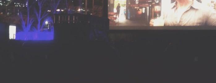 The Luna Cinema is one of Riyadh Season.