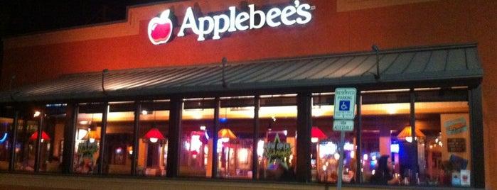 Applebee's Grill + Bar is one of Gustavia : понравившиеся места.