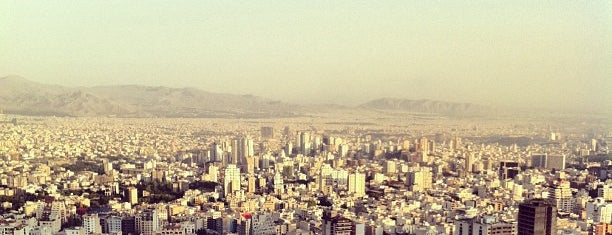 Bam-e Tehran | بام تهران is one of to do in iran.