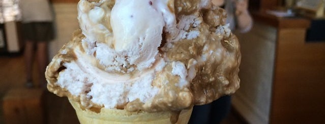 Molly Moon's Homemade Ice Cream is one of Seattle.