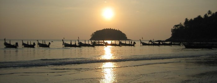 Kata Beach is one of Phuket.