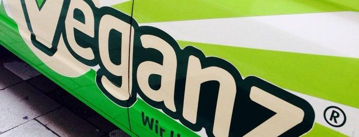 Veganz is one of Go Veggie!.