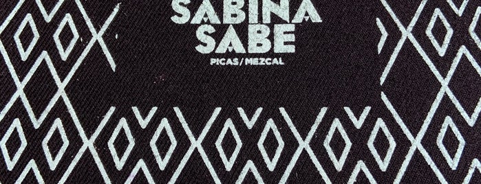Sabina Sabe is one of OAXACA MUSTS.