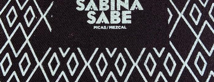 Sabina Sabe is one of S : понравившиеся места.