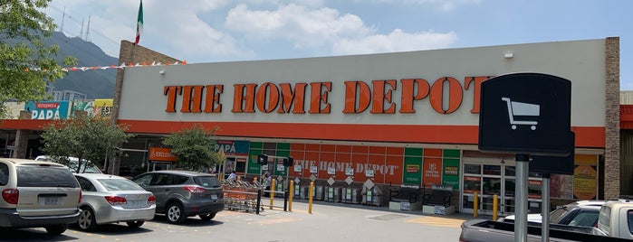 The Home Depot is one of Lily : понравившиеся места.